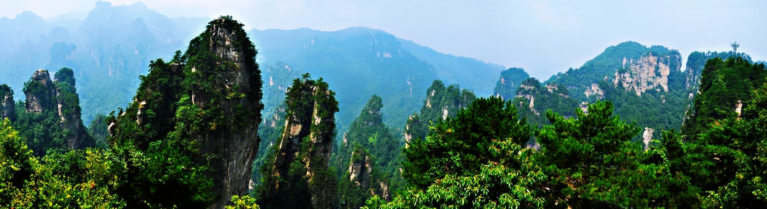 Zhangjiajie City Tours